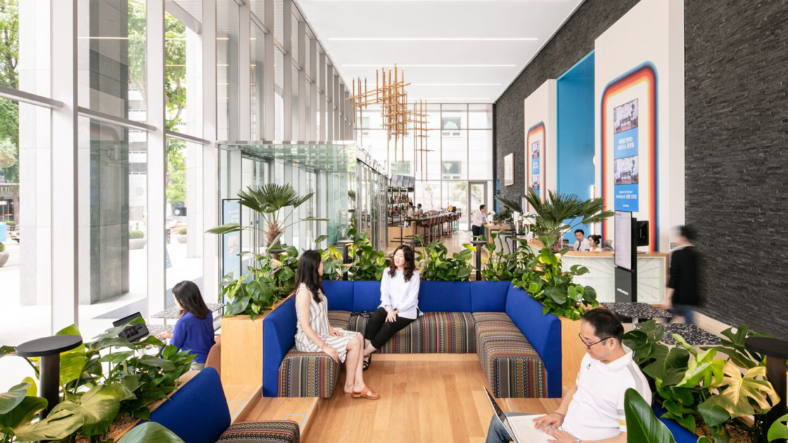 The Best Type of Plants for Office Workspaces